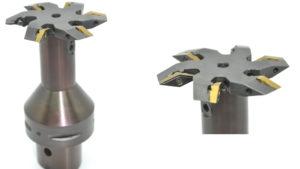 Capto - Verwendungszweck: T-Nutenfräser mit VC-Platte
