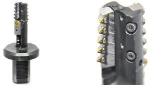 Gewindebohrer M 24 x 2 Verwendungszweck: Gewindebohrungen