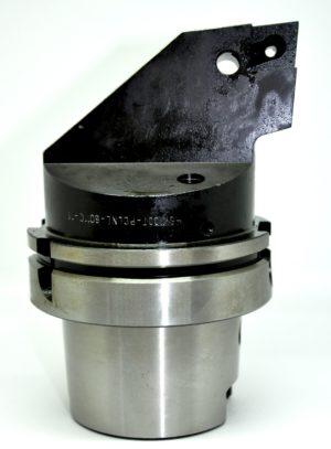 HSK 100T - Verwendungszweck: Drehmeisel mit 19er CN-Platte