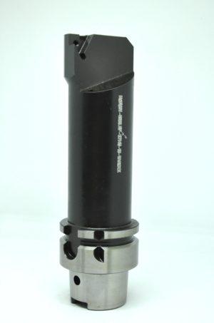 HSK 50T - Verwendungszweck: Bohrstange zum Gewinde drehen