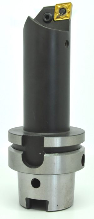 HSK 63T Drehmeißel - Verwendungszweck: Drehmeisel 90° verdreht